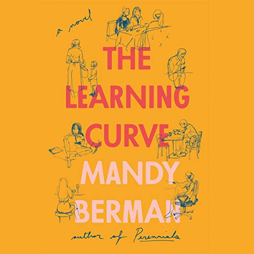 The Learning Curve audiobook cover art
