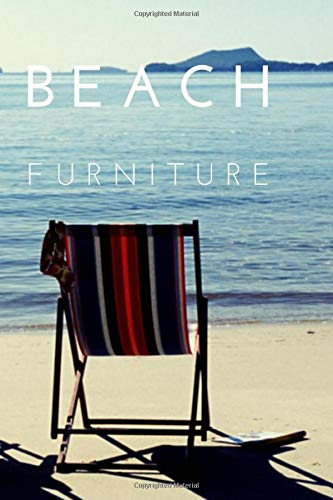 BEACH furniture: write down all your thoughts while you enjoy the sun