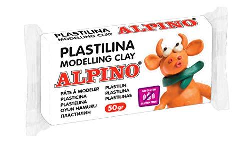 Alpino DP00005601 - Pastilla plastilina
