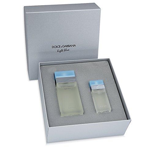 Dolce & Gabbana Light Blue Geschenkset 100 ml EDT + 25 ml EDT (125 ml)