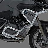 Defensas de Motor Set para BMW R 1200 GS 13-16 Motoguard L2 Plata