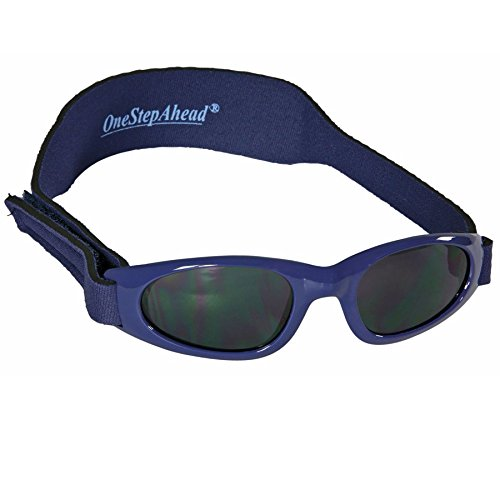 Product Image of the Blue Wrap Sunglasses for Baby Boys Birth - 24 Months by Sun Smarties