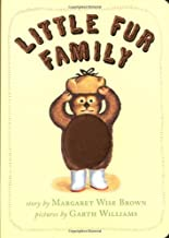 Little Fur Family Board Book by Margaret Wise Brown (27-Feb-2014) Board book