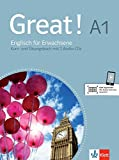 Great! A1 Lehr- und Arbeitsbuch, (inkl. 2 Audio-CDs) - Suzanne Cohen