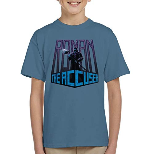 Marvel Guardians of The Galaxy Ronan The Accuser Kid's T-shirt
