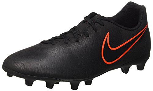 Nike Herren Magista Ola Ii Fg Fußballschuhe, Schwarz (Black/Black), 45.5 EU