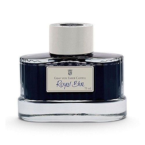 Graf von Faber-Castell 141009 Tintenstift 75 ml blau
