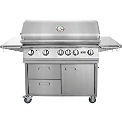 Lion 40 Inch Stainless Steel Natural Gas Grill