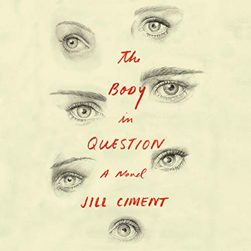 The Body in Question audiobook cover art