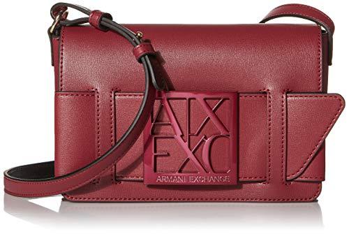Armani Exchange Cross-body-handbags Women's, Bordeaux, TU