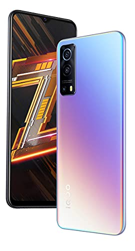 iQOO Z3 5G (Cyber Blue, 8GB RAM, 128GB Storage) | India's First SD 768G 5G Processor | 55W FlashCharge | Upto 9 Months No Cost EMI | 6 Months Free Screen Replacement