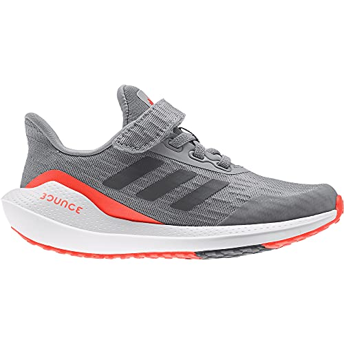 adidas EQ21 Run El K, Scarpe da Running, Grigio (Gritre Grpudg Rojsol), 38 EU
