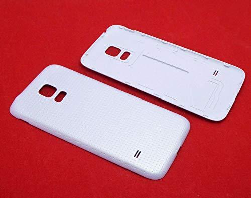 handywest für Samsung S5 Mini SM-G800F G800F G800 Akkudeckel Akkufachdeckel Rückschale Backcover Batterie Cover Battery Cover Akkufachdeckel Weiß