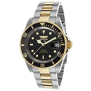 Invicta 8927OB Pro Diver Reloj Unisex acero inoxidable Automático Esfera negro