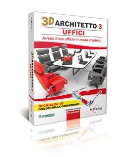 3D ARCHITETTO 3 UFFICI