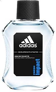 Adidas Fresh Impact For Men -Eau De Toilette, 50 ml