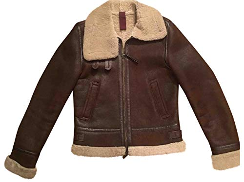 Orciani Giacca Montone Shearling (42, Cacao)
