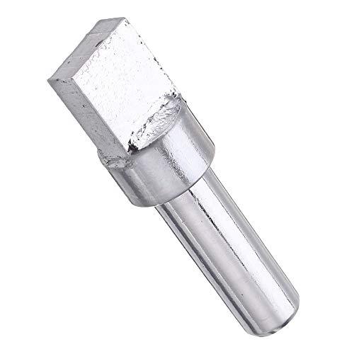 EsportsMJJ Effetool slijpen diamant dressoir pen vierkant slijpen hoofd voor slijpen schijf wiel steen dressing