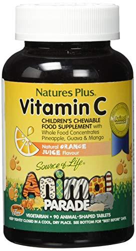 Animal Parade Vitamin C 125 mg 90 Lutschtabletten