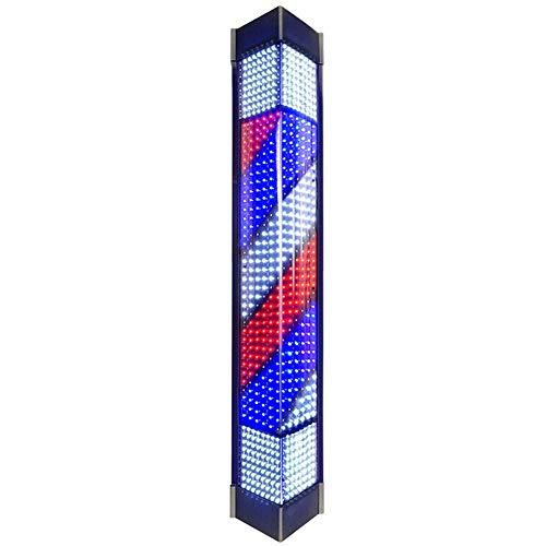 SCLL Smart Retro LED Scatola indicatori di direzione Impermeabile per Esterni a Parete per segnalatori di direzione a LED, Nero + Rosso Bianco, Nero + Rosso Bianco