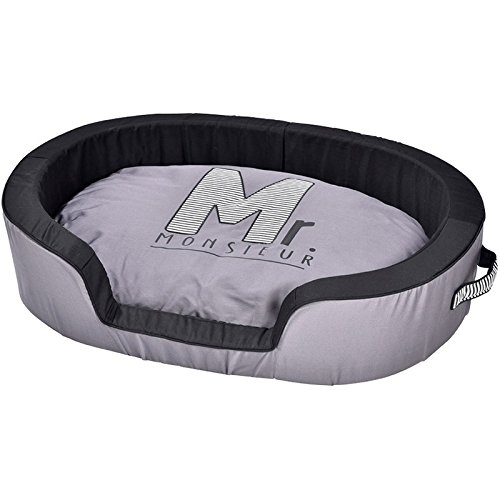 Bobby Miss Corbeille pour Chien Anthracite Taille XS