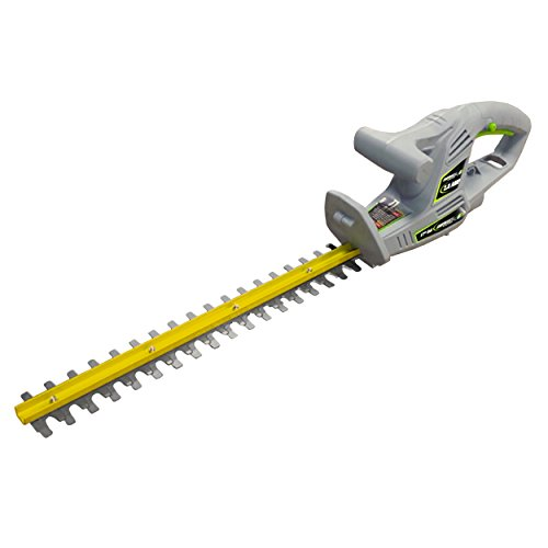 Earthwise HT10017 Amp Corded Electric Hedge Trimmer, 17-Inch, 2.8