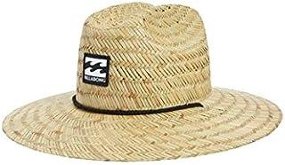 BILLABONG Boys' Classic Straw Lifeguard Sun Hat, Natural, ONE Size