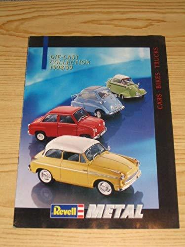 Katalog Revell Metal 1998 / 99