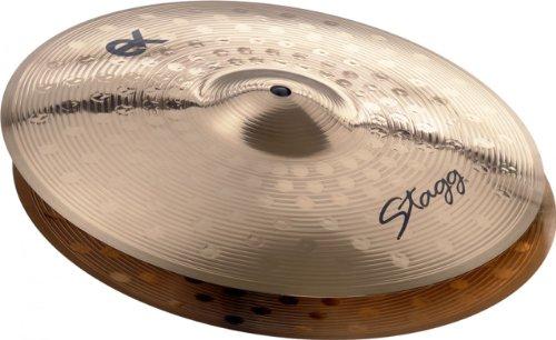 Stagg EX-HM14B 14-Inch EX Medium Hi-Hat Cymbals