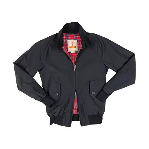 [バラクータ]BARACUTA G9 オリジナル ハリントンジャケットBRCPS0001 BCNY1 メンズ Black(100) 38 [並行輸入品]