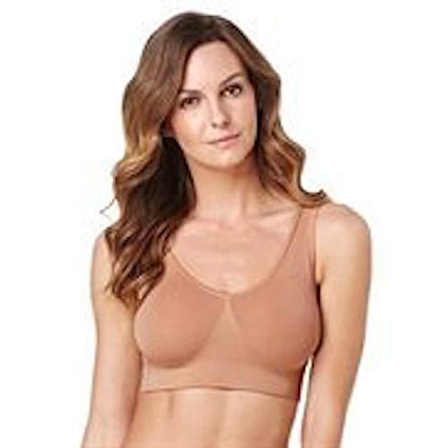 Rhonda Shear Ahh Bra (Large, Nude)