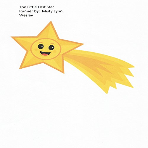 The Little Lost Star Runner audiobook cover art