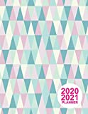2020 2021 Planner: Simple Two Year Monthly Pocket Calendar 2020-2021 | 24 Months Agenda Planner | 24 Months Jan 2020 to Dec 2021 | Monthly, Weekly and Daily Planner | Product Code CX 0001991