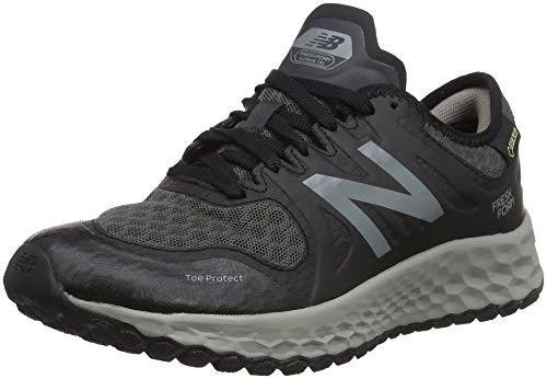 New Balance Trail Kaymin Gore Tex, Zapatillas de Running para Asfalto Mujer, Negro, 37 EU