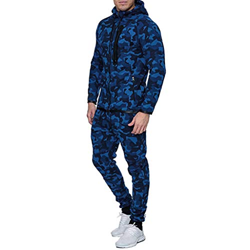 Mode Casual Homme Automne Impression De Plusieurs Styles, à Manches Longues Fermeture éclair Sweat à Capuche Costume De Chemise