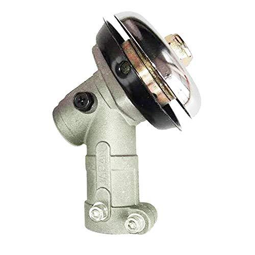 Loriver Desbrozadora de 37cc Caja de engranajes Cabezal de engranaje 24 mm 7/9 Spline Gearbox Brush Cutter