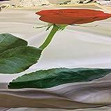 Brandless Rose Tapiz Floral Colgante de Pared Flor Boho Pared Sala de Estar Dormitorio Colgante de Pared Decoración para Dormitorio Sala de Estar