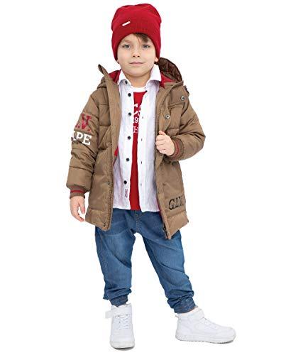 GULLIVER Jongens Broeken Jongens Jeans Broeken Katoen Elastiek 3-8 Jaar
