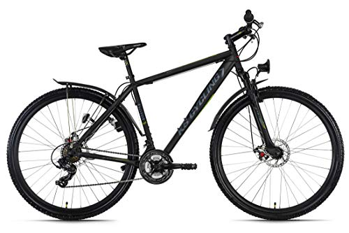 "KS Cycling Mountainbike Hardtail ATB Twentyniner 29"" Heist schwarz RH 51 cm"