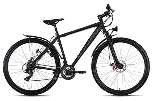 """KS Cycling Mountainbike Hardtail ATB Twentyniner 29"""" Heist schwarz RH51cm"""