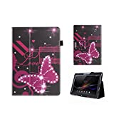 PHEVOS Case for 10 inch Dragon Touch K10 Tablet, Folio...