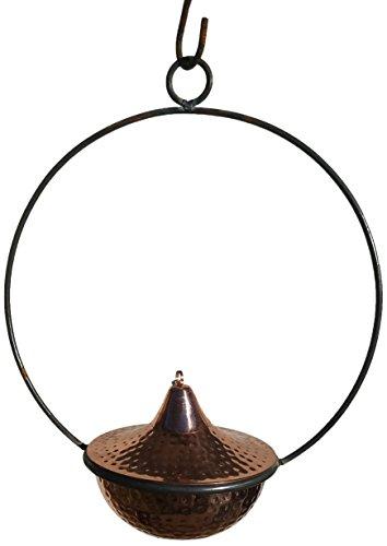 Passage/CH8–1204-hc-tt Aufhängen Taschenlampe, Kupfer gehämmert