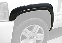 """Monkey Autosports Factory/OE Design Fender Flares for 2007-2013 Chevrolet Silverado. Set of 4 (Standard Bed (6'6"""") / Long Bed (8') Models)"""