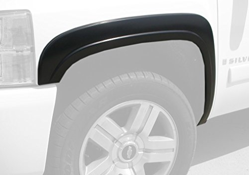 Monkey Autosports Factory/OE Design Fender Flares for 2007-2013 Chevrolet Silverado. Set of 4 (Short Bed (5'8