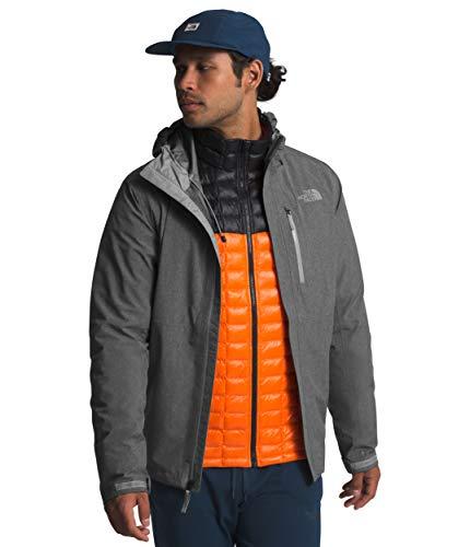 The North Face Dryzzle Futurelight - Chaqueta impermeable para hombre, Hombre, gris, xx-large