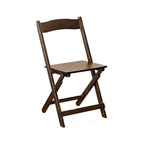 CHAIR Klappstuhl, Einfacher Beweglicher Klapphocker Aus Holz Für Das Angeln Im Freien Klassenzimmer Restaurant Besprechungsraum Stuhl