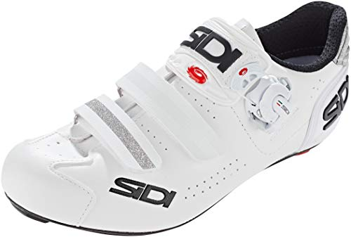 Sidi Women's Alba 2 Road Cycling Shoes (7, Matte White)