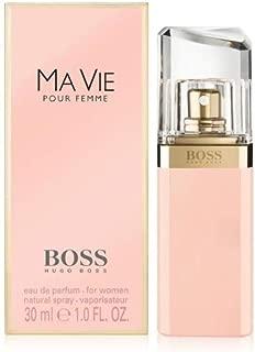 BOSS Ma Vie pour femme Eau de Parfum – Fragrance for Women, 1.0 Fl Oz