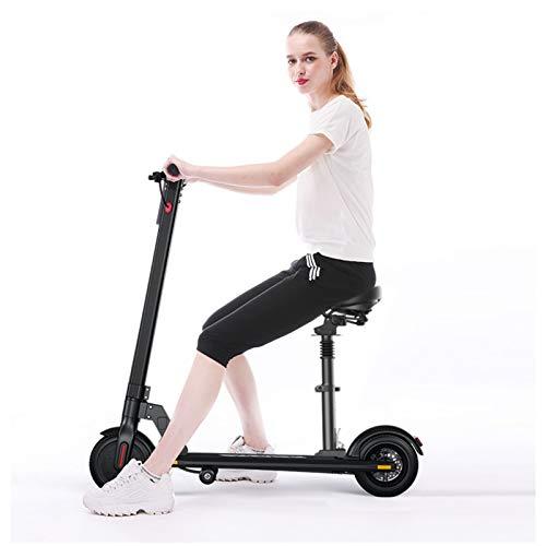 SZTUCCE Scooter Scooter eléctrico de Motor sin escobillas 700W Dinámico Dinámico LCD Motor Motor Scooter eléctrico Plegable para Adultos para Viajes y Viajes (Color : 30-35 kilometers)