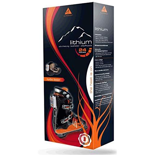 Alpenheat AH6 Lithium Schuhheizung Standard SPS 100-240V, AH6